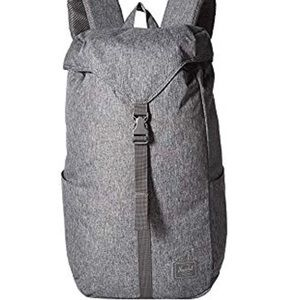 NWT Herschel Thompson Light Raven Backpack